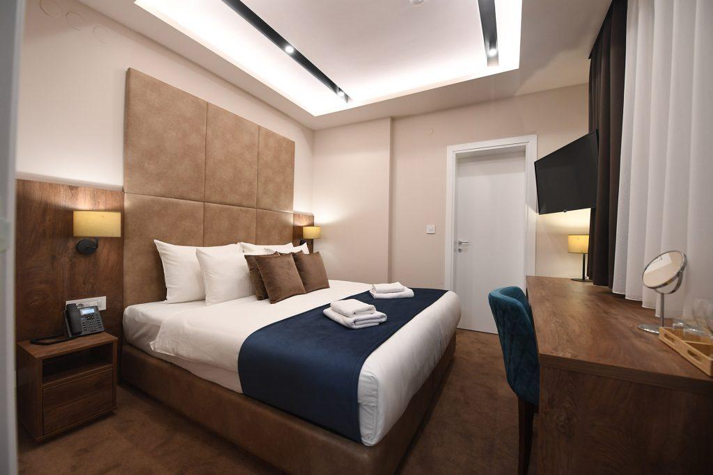 Hotel Hammeum bračni krevet