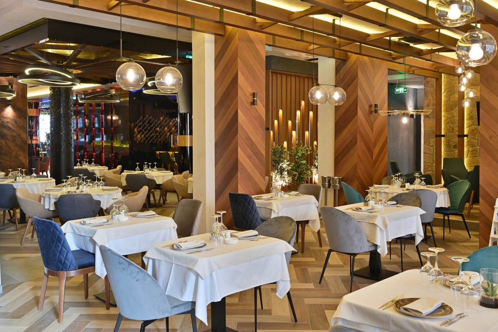 Restoran u Prokuplju Hotel Hammeum